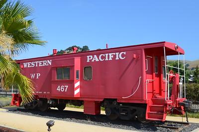 Train in Niles